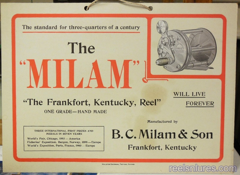 milam & son sign