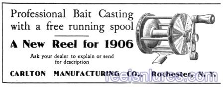 1906 reel ad