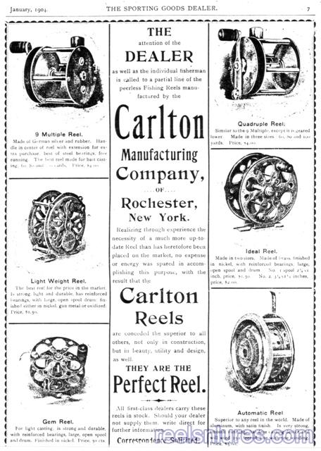 1904 reel ad