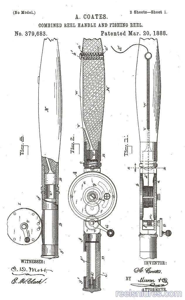 coates patent 1