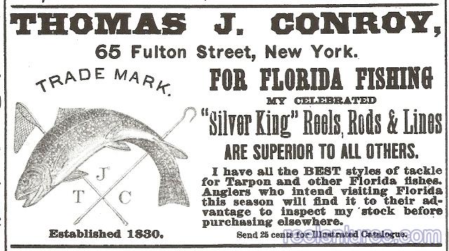 conroy 1891 ad