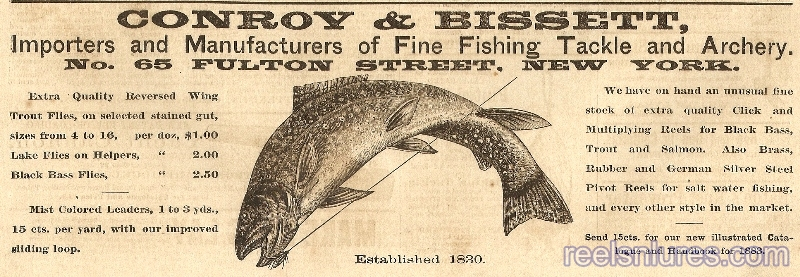 conroy 1883 ad