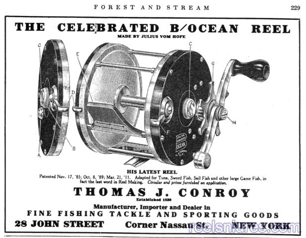 conroy 1917 ad