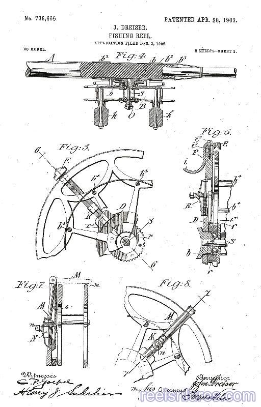 dreiser patent 3