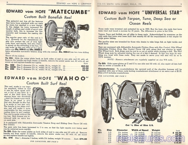 edward vom hofe catalog
