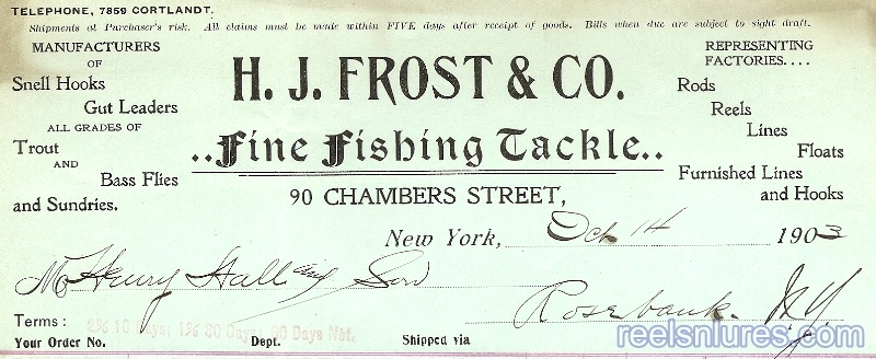 HJ Frost & Co