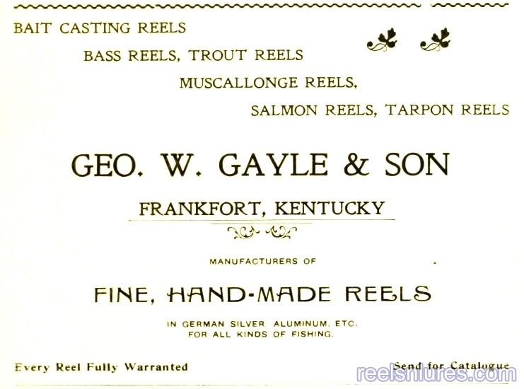 gayle 1896 ad