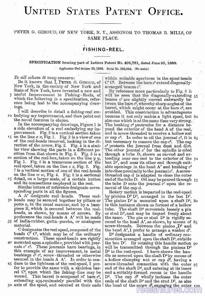 giroud patent 1