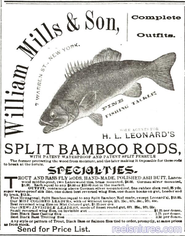 mills 1880 ad