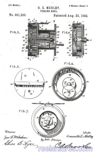 medley fly patent 2