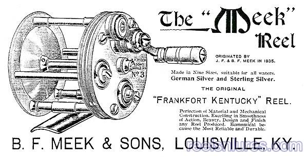 bf meek sons reel 1899 a