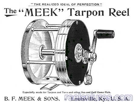 bf meek sons reel 1900 ad