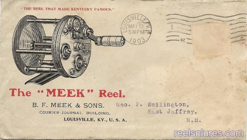 meek 1903 letter b