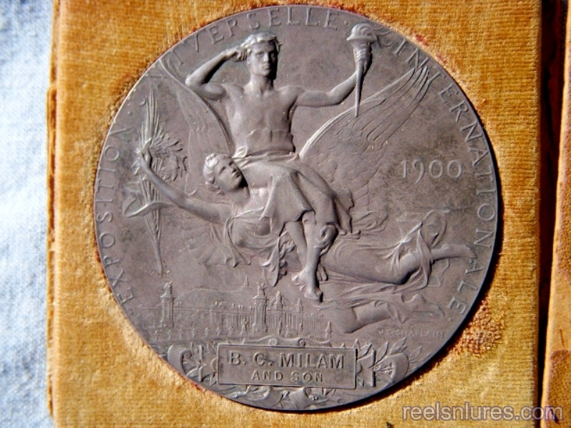 milam medal 2