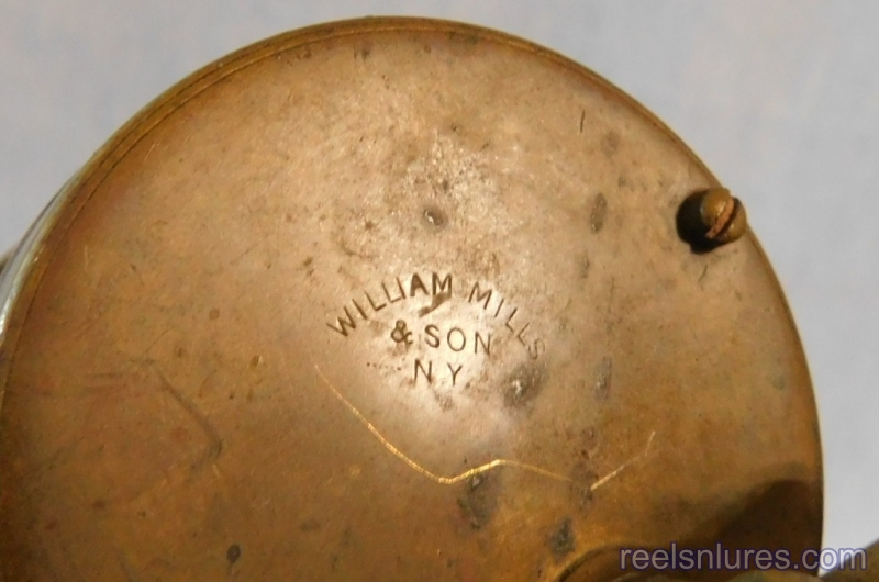 william mills & son reel 3