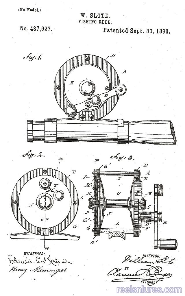 slote patent 1