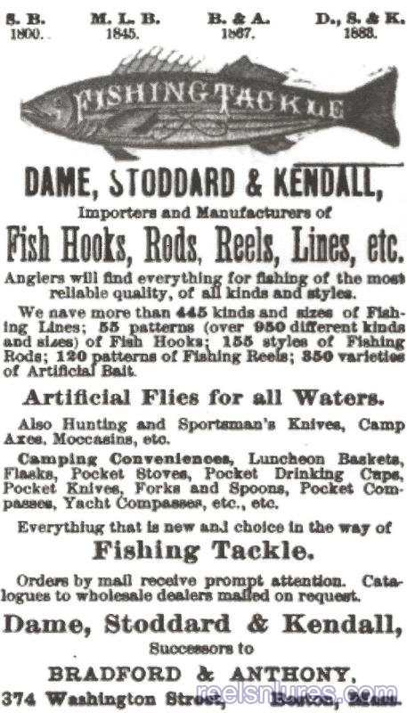 dame stoddard kendall 1883 ad