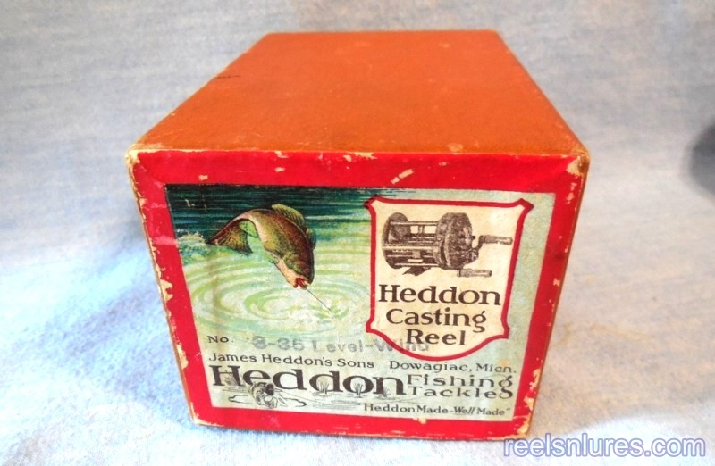 james heddon's sons reels