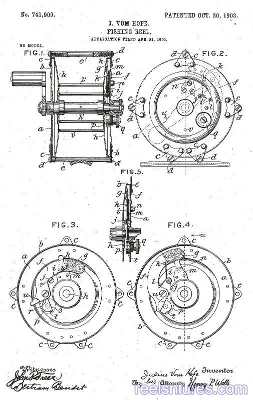 jvh 1903 patent