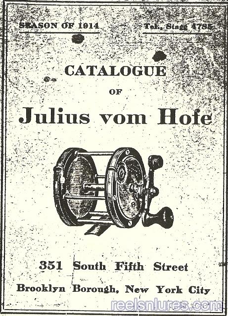 julius vom hofe catalog 1