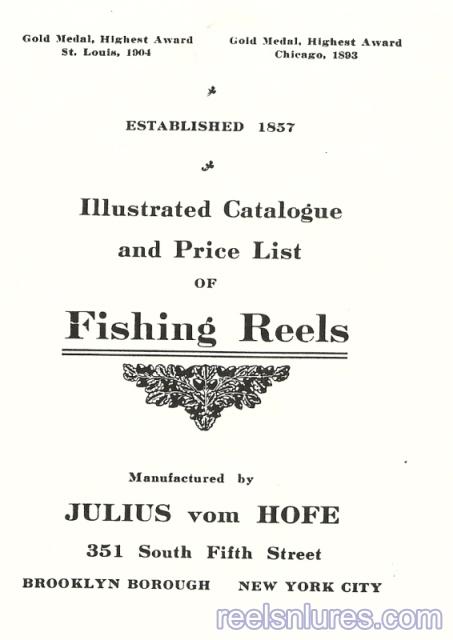 julius vom hofe catalog 2