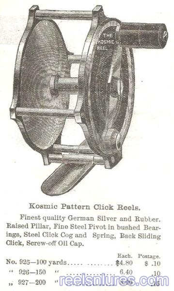 kosmic fly reel 2