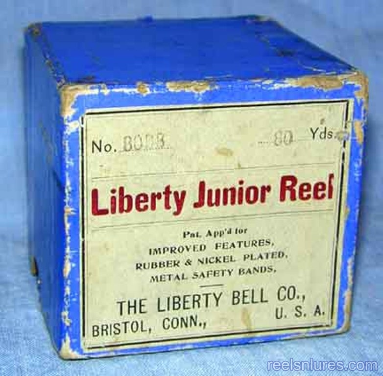 liberty bell co reels