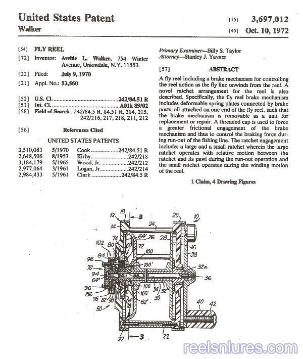 alw patent 1