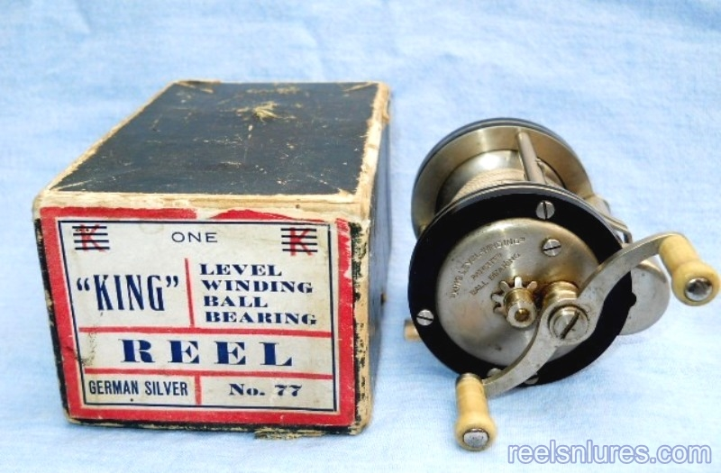 Yale metal products reels no. 77