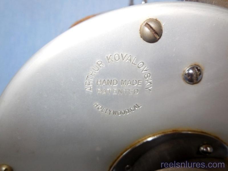 Arthur Kovalovsky reels