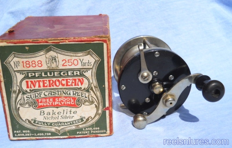 pflueger enterprise mfg reels