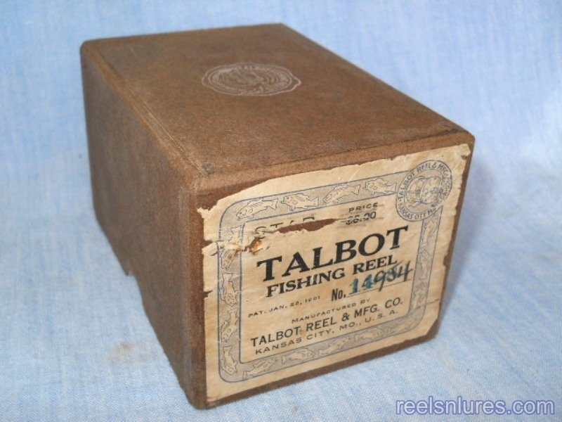 talbot reel mfg co
