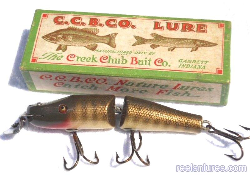 creek chub bait co