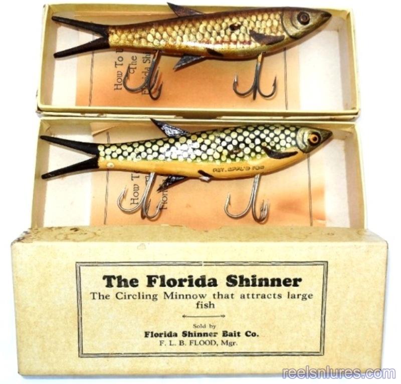 Flood Florida Shinner Bait