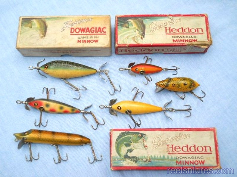 James Heddon's Sons Lures