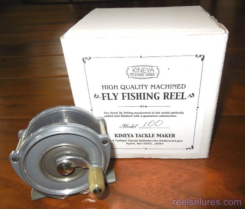 kineya reel & tackle maker
