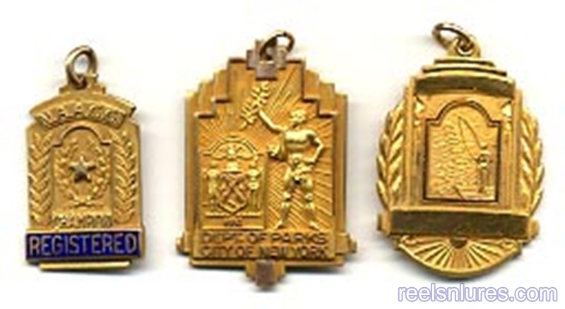Casting Tournament Medals & Weights
