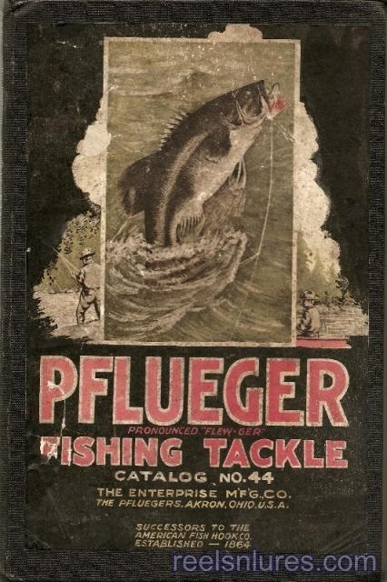 pflueger enterprise manufacturing company