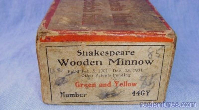 William Shakespeare lures