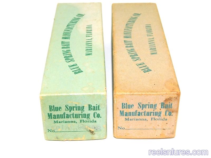 Croft's Blue Spring Bait