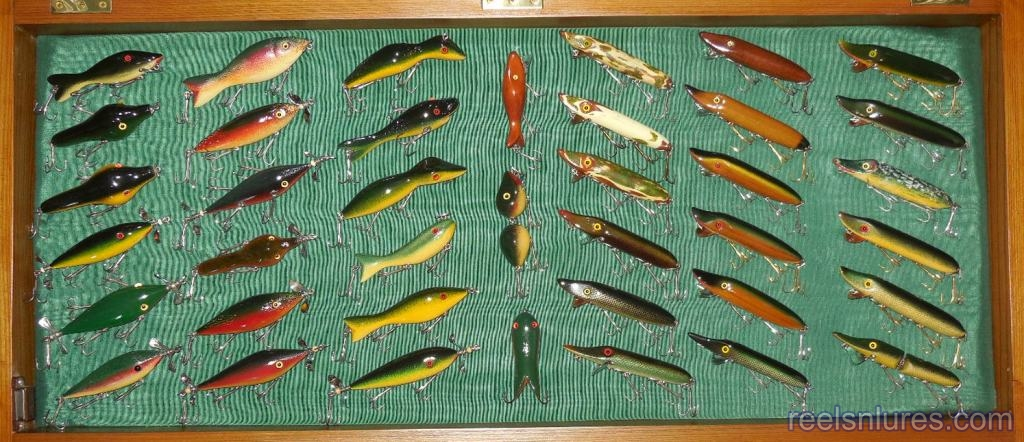 mack finch lures