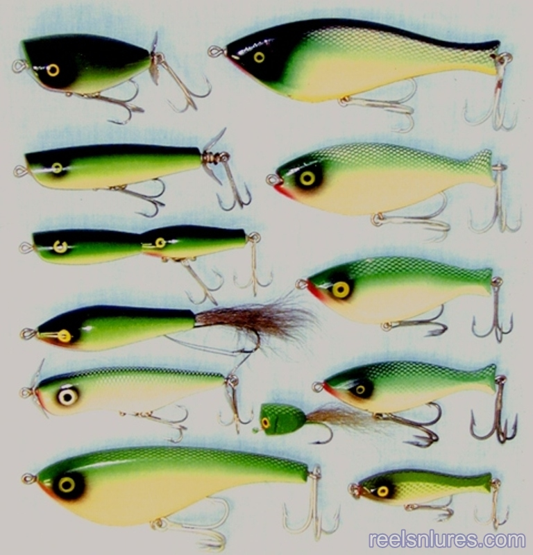 Earl Gresh Lures & Marquetry