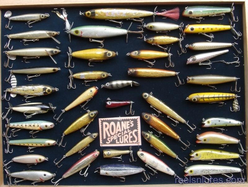 dean roane special lures