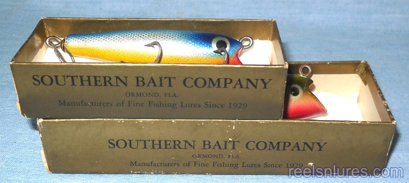 southern bait co lures