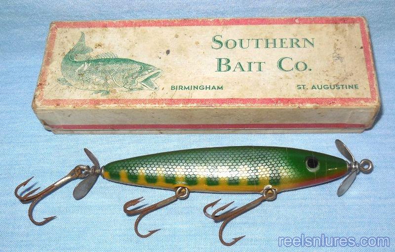 green back lure
