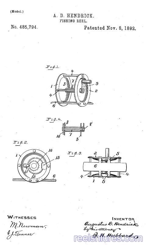 hendrick patent