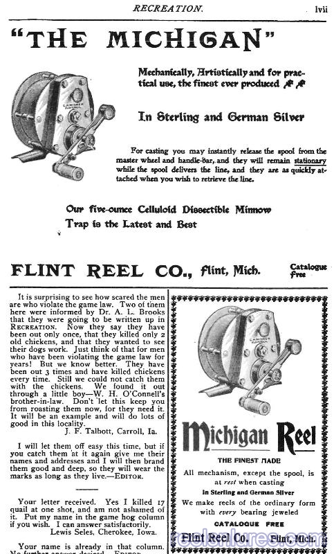 flint reel co ads