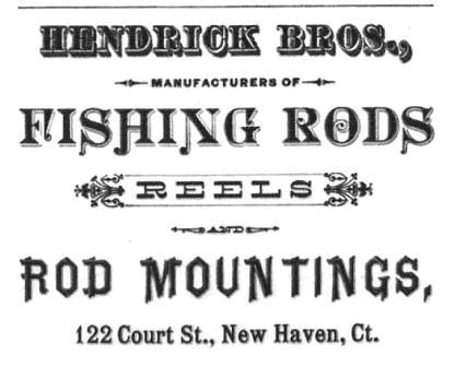hendrick brothers 1886 ad