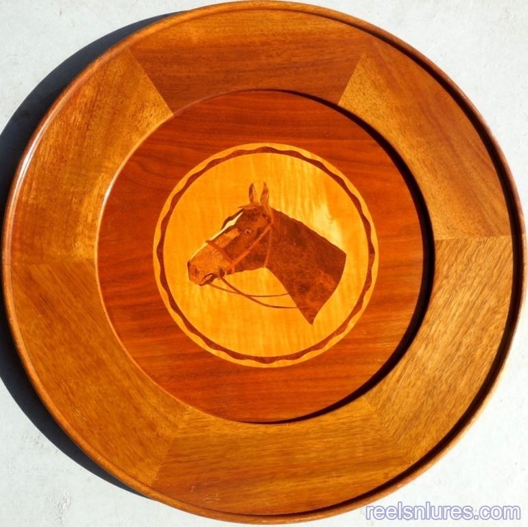 Gresh horse