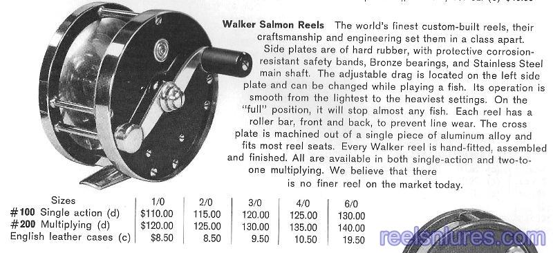 walker 1966 ad